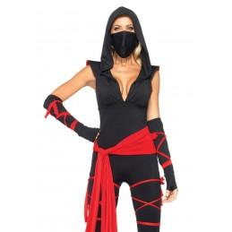 Costume da Ninja 5 PC da donna