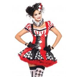 Costume clown