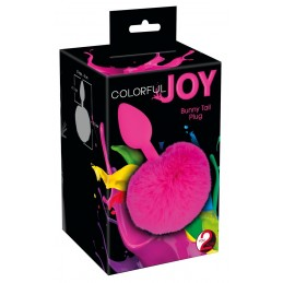 "Plug anale ""Colorful Joy..."