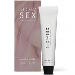 Slow sex gel anale