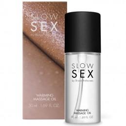 Slow sex olio per massaggi
