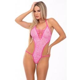 Bodysuit Vivien rosa