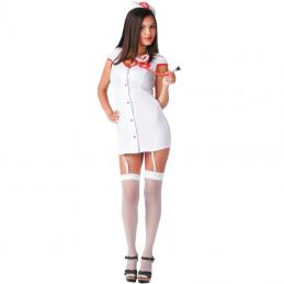 Vestito infermiera 2 pezzi