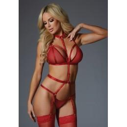 Raphaelle body rosso