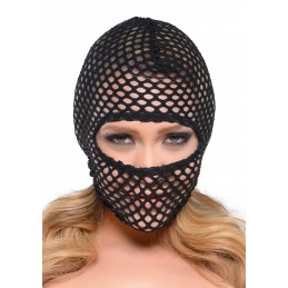 Cappuccio Fishnet Hood