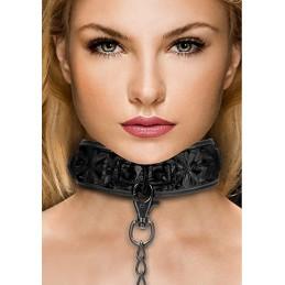 Luxury Collare con guinzaglio
