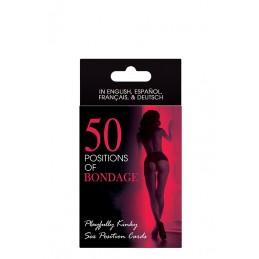 Gioco 50 posizioni di bondage