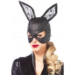 Bunny Mask in pelle finta