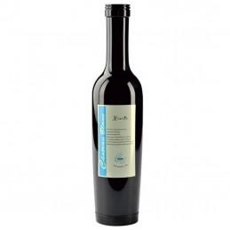 Bottiglia di vino con sorpresa