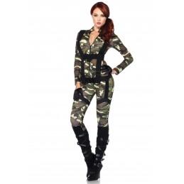 Costume pretty paracadutista