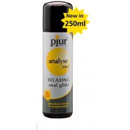 Gel rilassante anale da 250 ml