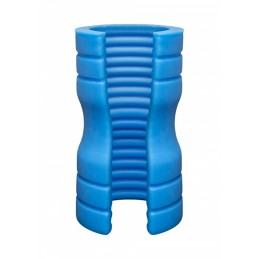 Masturbatore portatile blu