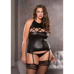 Top a corsetto