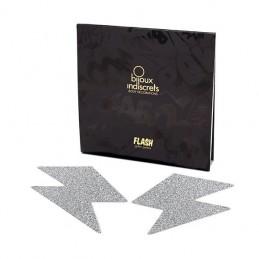 Flash silver copricapezzoli