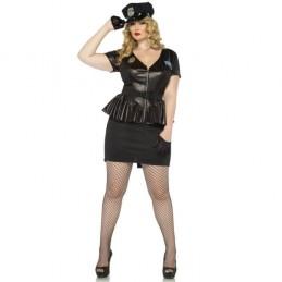 Costume poliziotta del trafico
