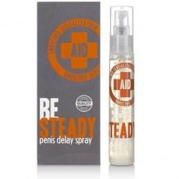 Spray ritardante per il pene
